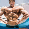 2018 Sports Expo Exhibitor Highlight | Jiangsu Junxia invite Mr. Huang Zhexun, Winner of the World Fitness Contest, to support on the show
