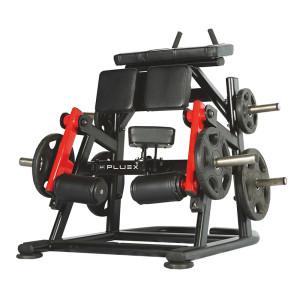 Charming Design Gym Equipment Commercial Fitness Equipment Plate Loaded Kneeling Leg Curl Machine