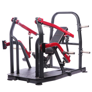 Professional Fitness Equipment  For Club Chest and  Decline Combo Machine Commercial Gym Equipment