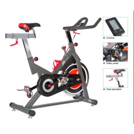 Promocional de alta calidad para la bicicleta de spinning de la aptitud del gym del amo principal