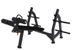 Equipo de gimnasio comercial FITNESS Olympic Decline Bench