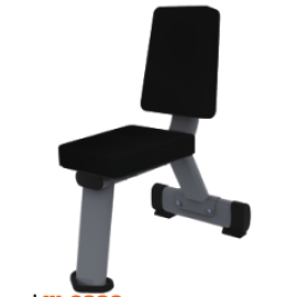 Equipo de gimnasio comercial FITNESS Utility Bench
