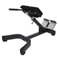 Equipamento de ginásio comercial FITNESS Back Extension Bench
