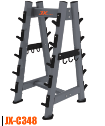 Commercial Gym Equipment FITNESS Barbell Rack