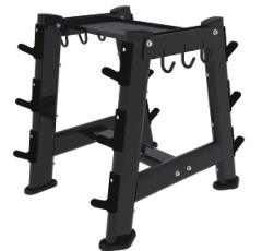 Commercial Gym Equipment FITNESS Accessory Rack