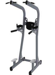 Commercial Gym Equipment FITNESS CHIN/DIP/LEG RAISE