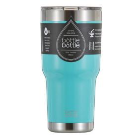 30 OZ Vacuum Insulated Tumbler - Freshing Blue