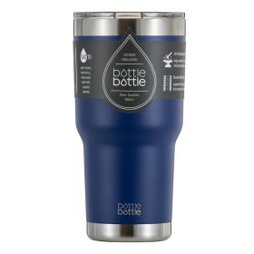 30 OZ Vacuum Insulated Tumbler - Galaxy Blue