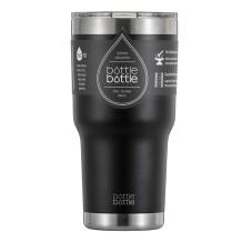 30 OZ Vacuum Insulated Tumbler - Night Black
