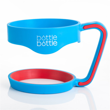 30 OZ Tumbler Handle - Blue & Red