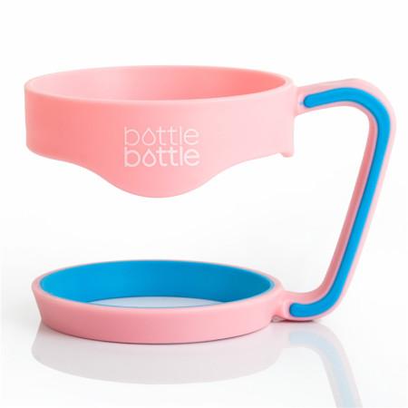 30 OZ Tumbler Handle - Pink & Blue