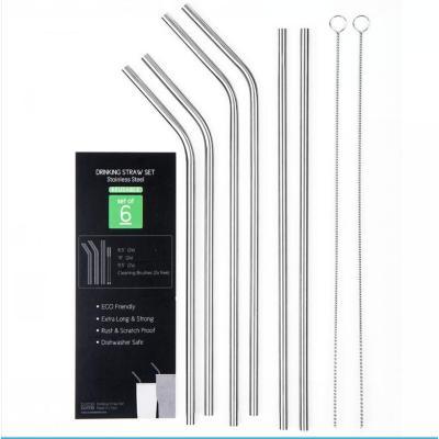 Bottlebottle Stainless Steel Straw