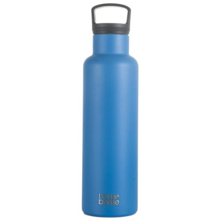21 oz Double Walled Vacuum Flask with Leak Proof Cap