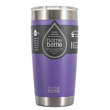20 OZ Vacuum Insulated Tumbler - Wisteria Purple