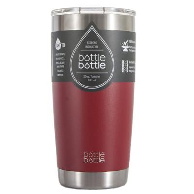 20 OZ Vacuum Insulated Tumbler - Bordeaux Red