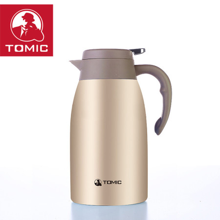 Stainless Steel Kettle, Champagne gold