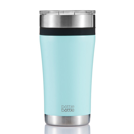 20 OZ Vacuum Insulated Tumbler Pro - Cotton Candy Blue