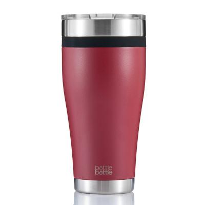 30 OZ Vacuum Insulated Tumbler Pro - Bordeaux Red