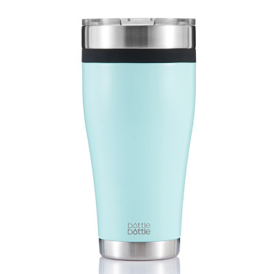 30 OZ Vacuum Insulated Tumbler Pro - Cotton Candy Blue