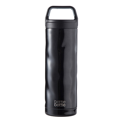 18oz Crash Bottle - Night Black