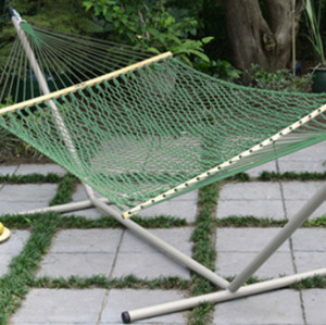 Large Original Meadow DuraCord Rope Hammock
