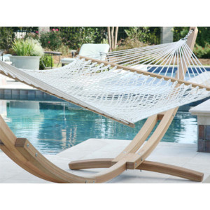 Traditional Polyester Rope Hammock