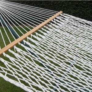 White Rope Hammock