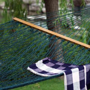 Spruce Rope Hammock