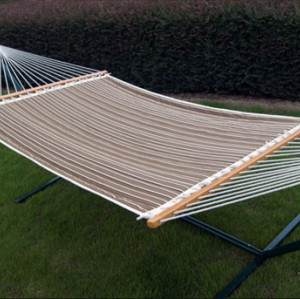 Outdoor Quilted Fabric Hammocks