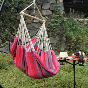 Gorgeous Fabric Hammock Chairs