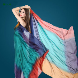 Custom Printed Top Quality Reasonable Price Silk Satin Scarf