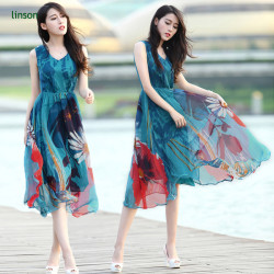 Custom Digital Printed Silk Chiffon Fabric