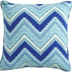 Wholesale Custom Printed Cotton Linen Cushion Cover