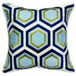 100% Polyester Peach Skin Cushion Cover/Heat Transfer Printed Cushion Cover
