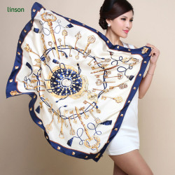 Top Quality Cheap Price Polyester Satin Scarf Cheap Price Digital Printed Polyester Satin Chiffon Scarf