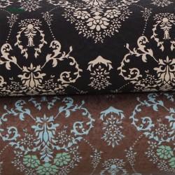 Factory direct design silk fabric dubai digital printed 100% cotton fabric