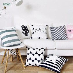 Wholesale Simple fashion velvet sofa cushion cover home decor