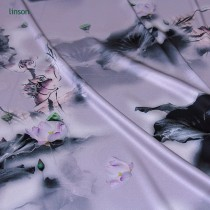 China Printed Silk Fabric Manufacturers & Suppliers