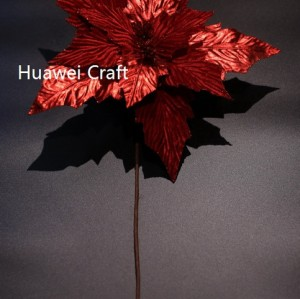 Handmade Christmas flowers