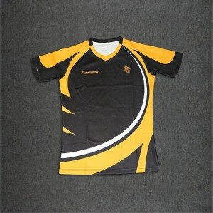 Custom youth rugby jersey