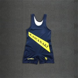 china 4-needle-6-thread-wrestling-singlet manufacturers