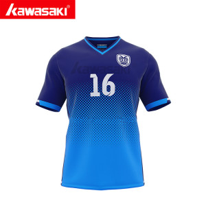 club use soccer jersey made in china breathable professional football uniform