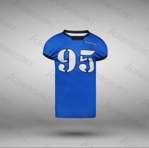 Wholesale customized blank american football jerseys