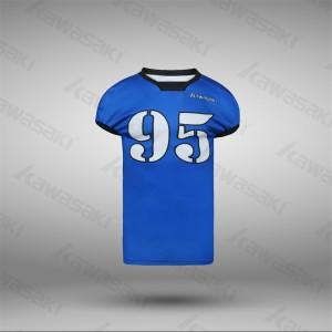 Wholesale customized blank american football jerseys