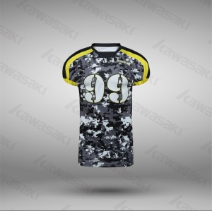 Latest football jersey designs models picture