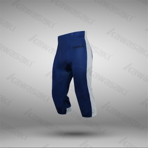 Wholesale sexy youth navy blue football pants