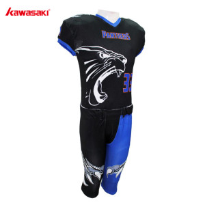 Full sublimated american football uniforms
