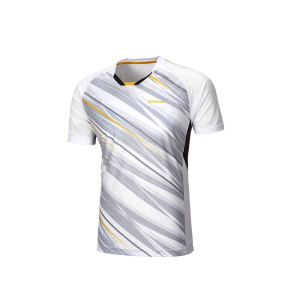 Mens Moisture wicking Soccer shirts