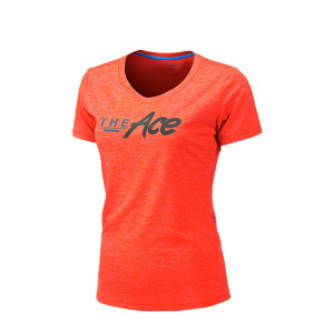 Manufacture Wome gym shirt / training shirt