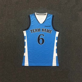 b7198f78c20 custom basketball jerseys wholesale basketball jersey design color blue nba basketball  jersey. Custom basketball playing kit